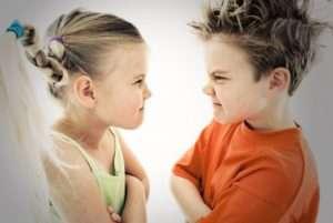 Агрессивное поведение ребенка