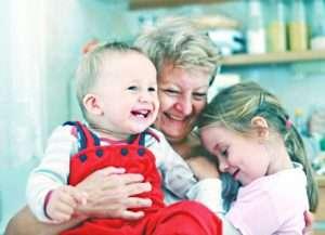 Как нашим прабабушкам удавалось вырастить здоровых и умных детей