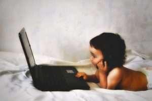 Виртуальная реальность не подходит для малышей