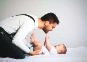 Советы для папы, который недавно стал отцом